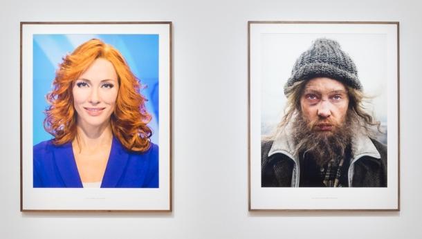 Izložena su i djela dvadesetak suvremenih umjetnica i umjetnika © Nilo Klotz
