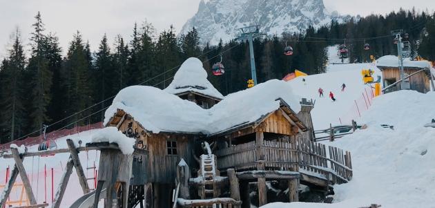 Alpe za savršen doživljaj zime: 3 Zinnen Dolomites