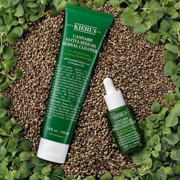 Cannabis Sativa Seed Oil Herbal kolekcija
