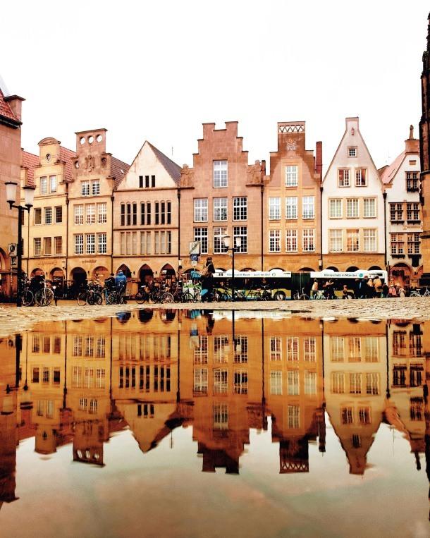 Münster francuska