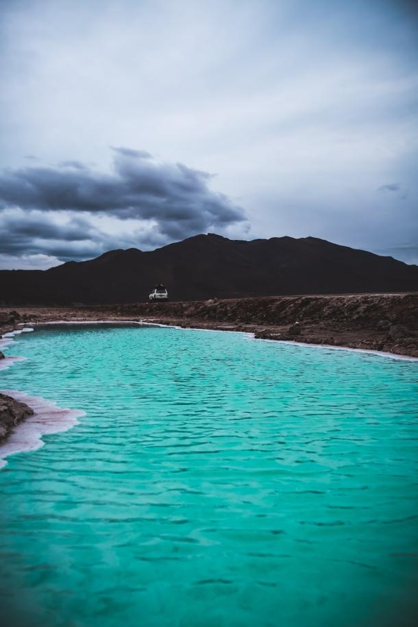 Salar de Uyuni bolivija putovanja