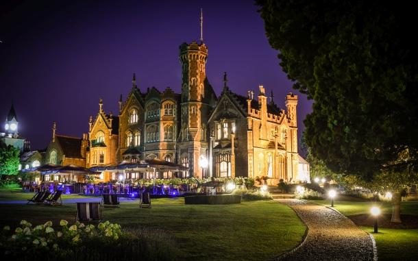 engleska palača The Oakley Court