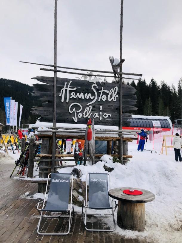 hutte skijanje italija