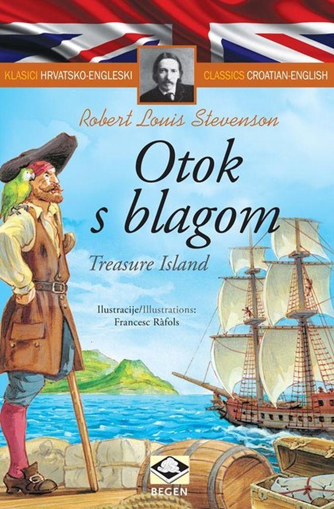 knjiga otok s blagom