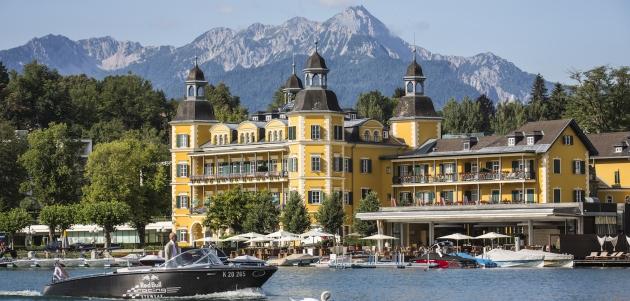 Schlosshotel Velden austrija
