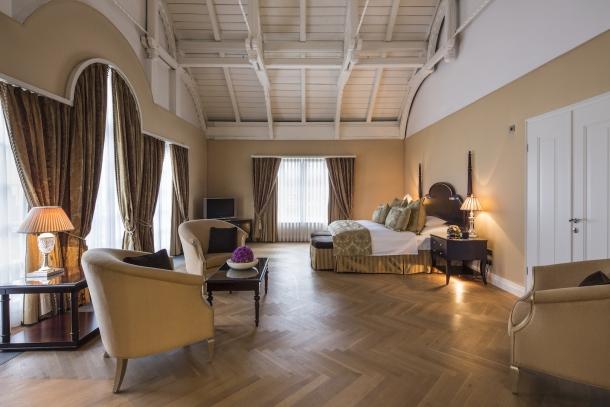 apartman Schlosshotel Velden