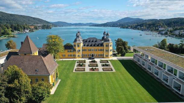 dvorac Schlosshotel Velden austrija