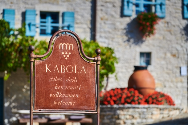 malvazija vina Kabola