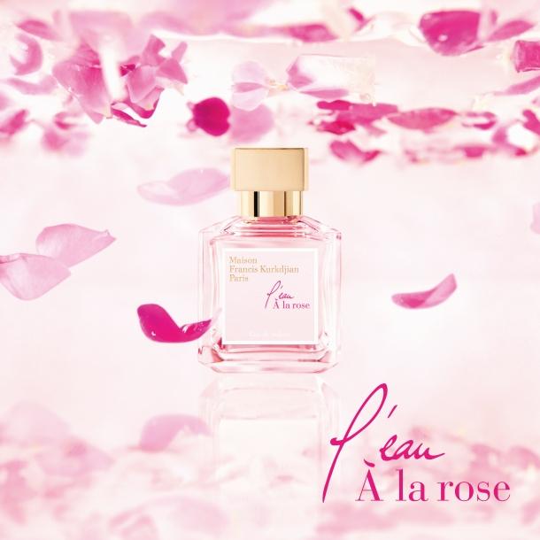 miris zenski l'eau À la rose