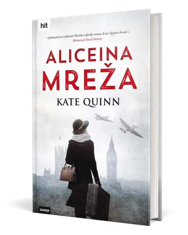 roman Aliceina mreza knjiga