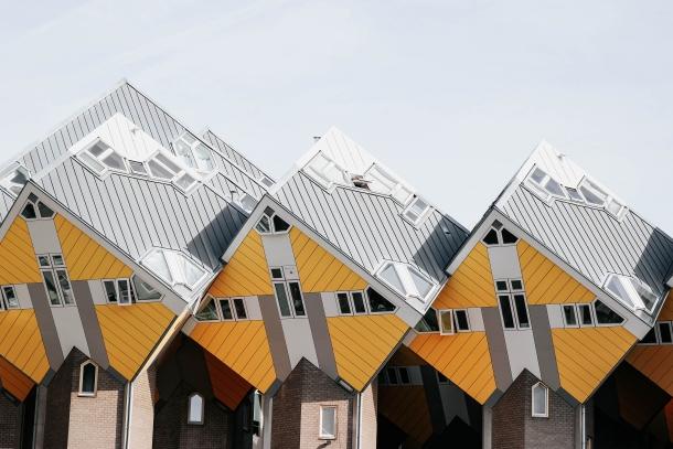Kijk-Kubus Rotterdam nizozemska