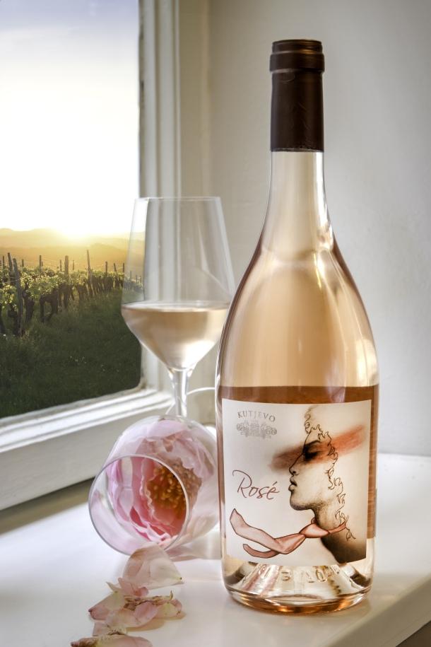 Kutjevo vino rose 2019