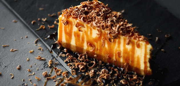 Cheesecake, kikiriki maslac i karamela u jednom zalogaju