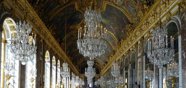 dvorana ogledala vesailles dvorac