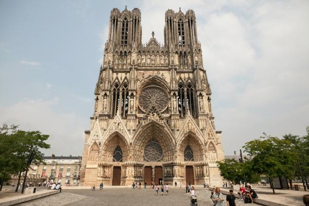 katedrala NotreDame  Place du Cardinal Luçon pariz