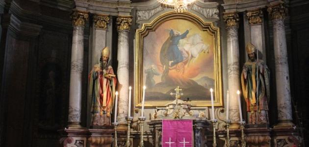 sv ilija oltar