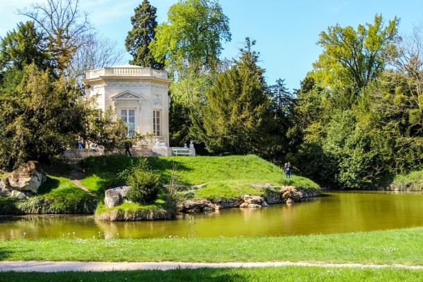 verasailles vrtovi jezero
