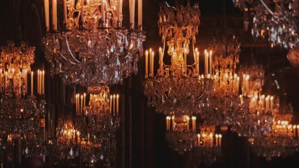 versailles dvorana svjetla
