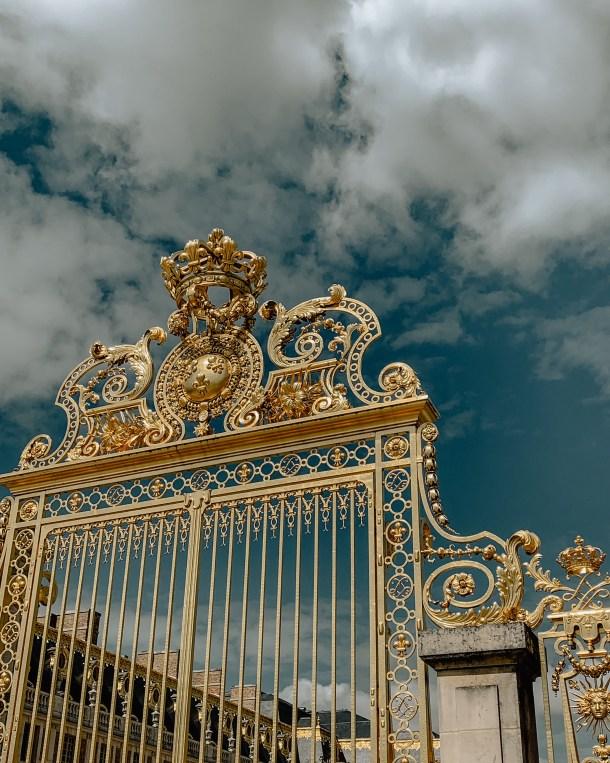 versailles zlatna vrata