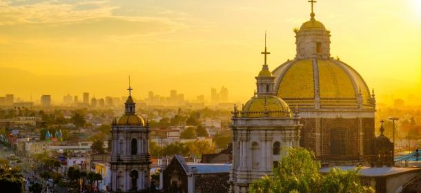 Bascilica Guadalupe Mexico City