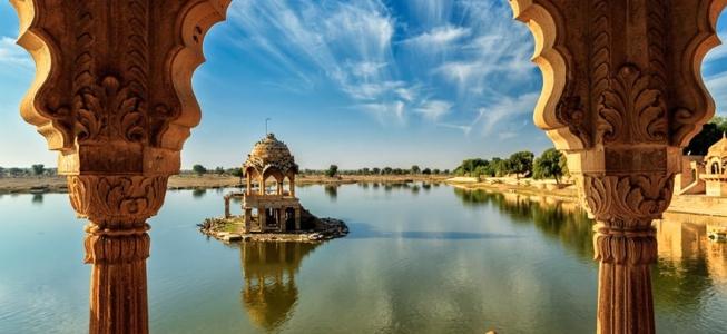 Gadi Sagar Rajasthan Indija