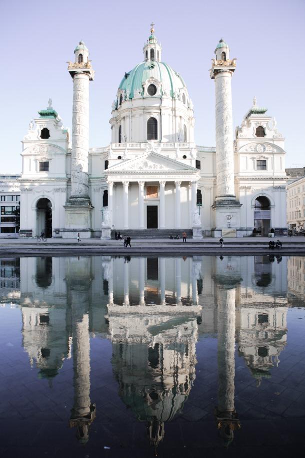 Karlskirche bec  Austria