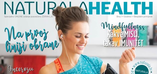 NATURALA HEALTH: Preuzmi potpuno BESPLATNO i nabildaj svoj IMUNITET