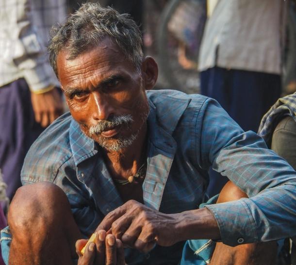 Old Delhi indija