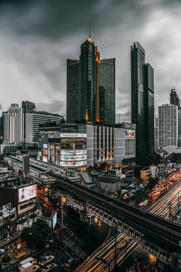 bangkok metropola