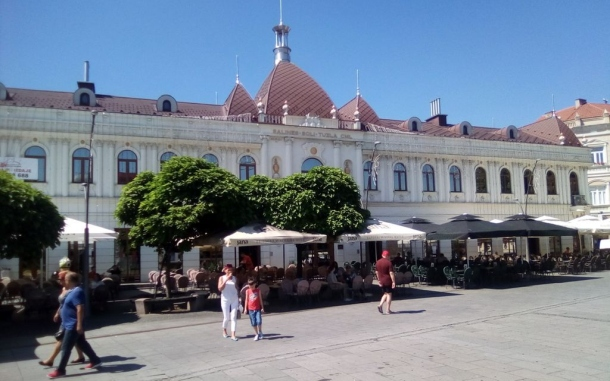 barokzgrada tuzla