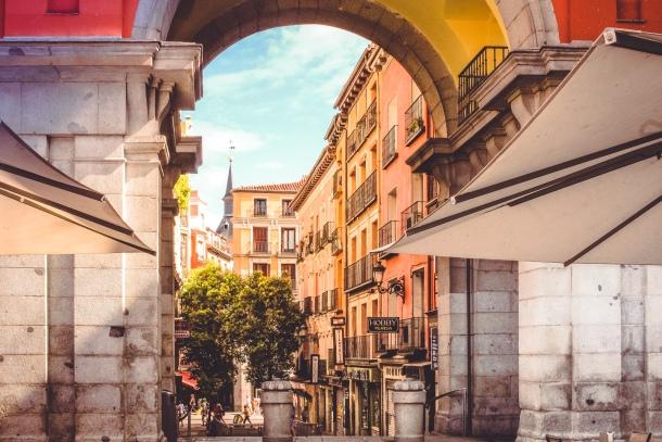 madrid spanjolska triler