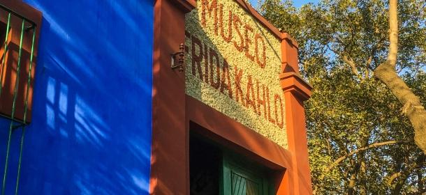 muzej Frida Khalo Meksiko