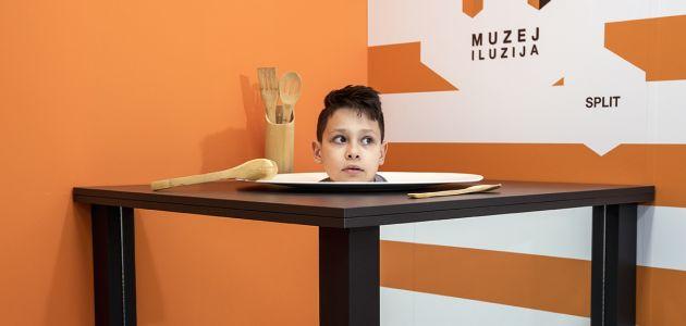 Muzej iluzija svoja vrata otvara i u Splitu