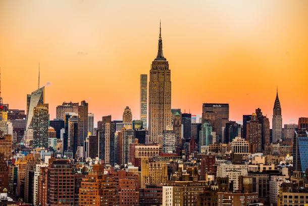 new york usa amerika