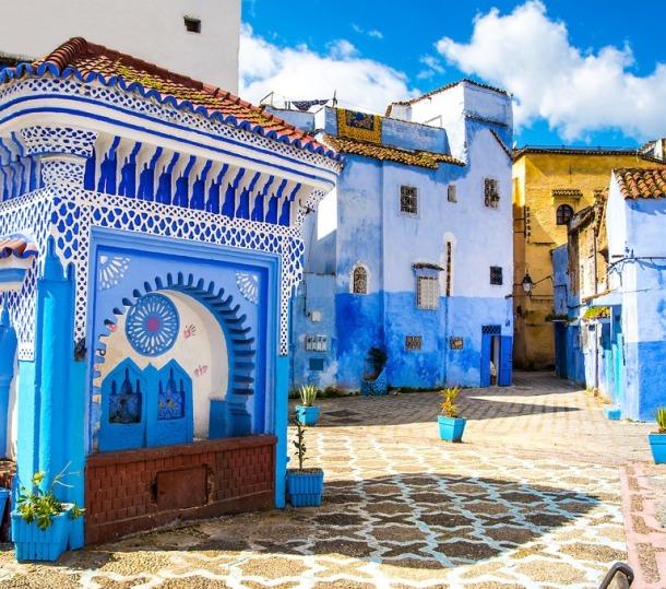 Babel film sniman u maroku Ornate