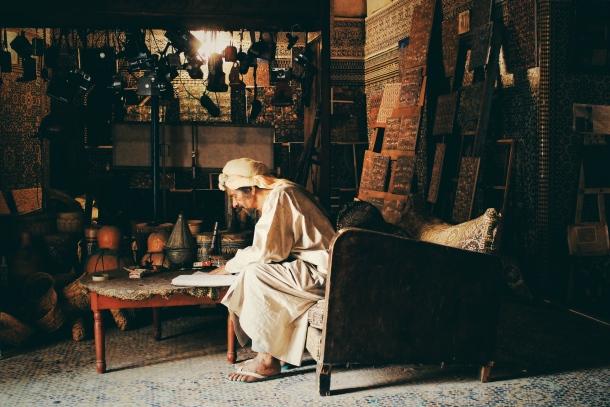 Fez grad maroko