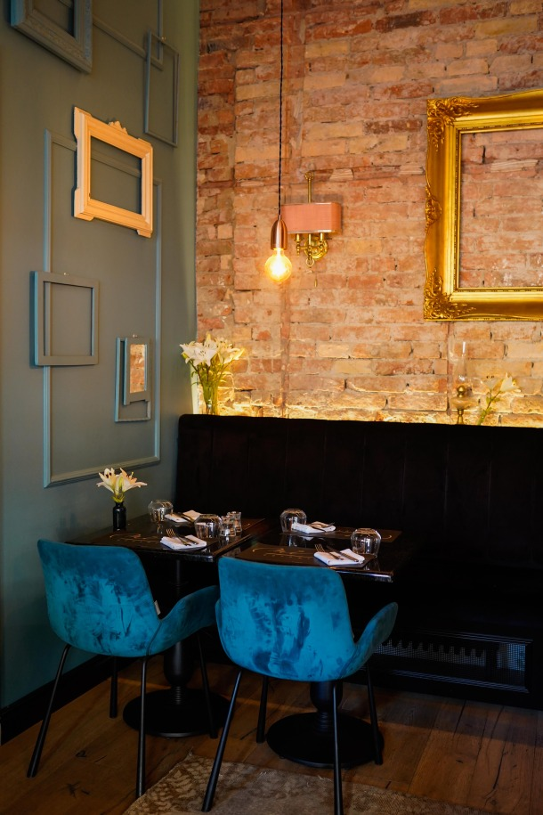 Mime's Gourmet Bar 14
