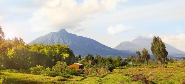 National Park Rwanda