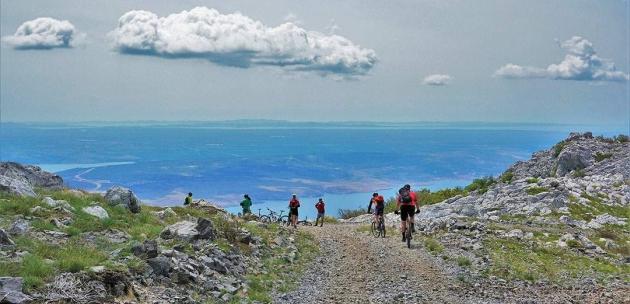 Biciklijade udruge Srce Velebita u 2020.
