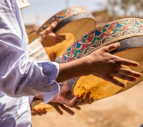glazba maroka