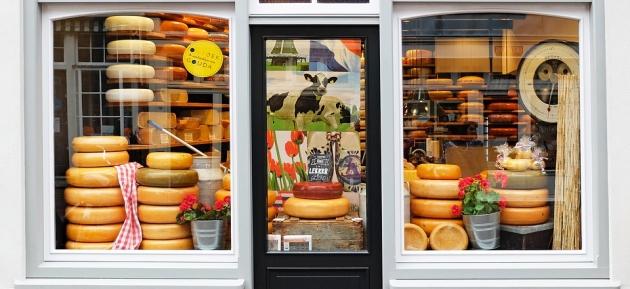 Volite li Gauda sir krenite s nama u grad Goudu nizozemsku prijestolnicu siroljubaca