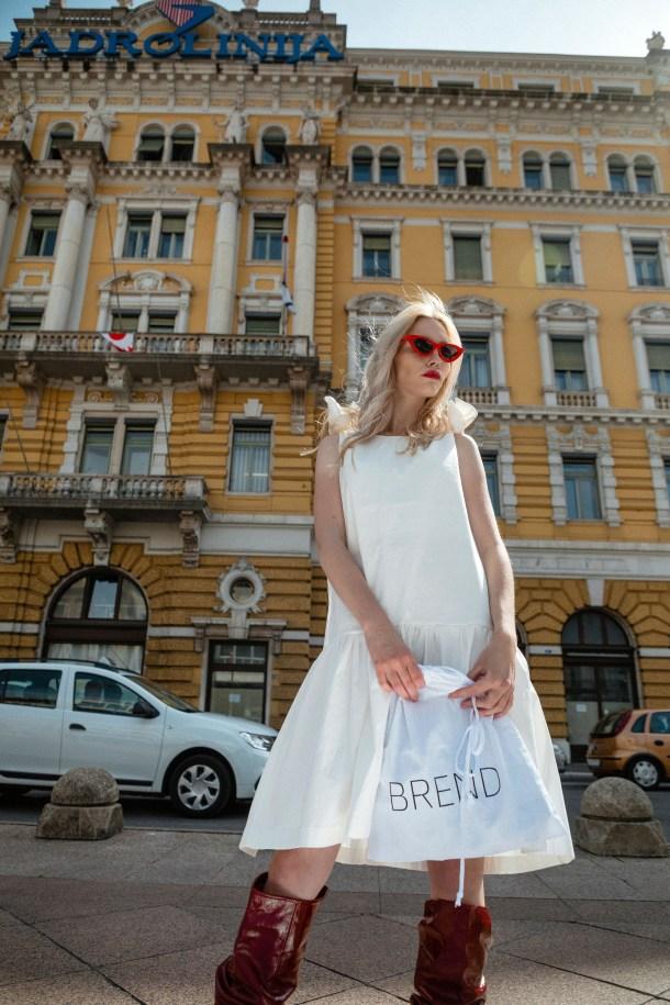 haljina ljetna haljina