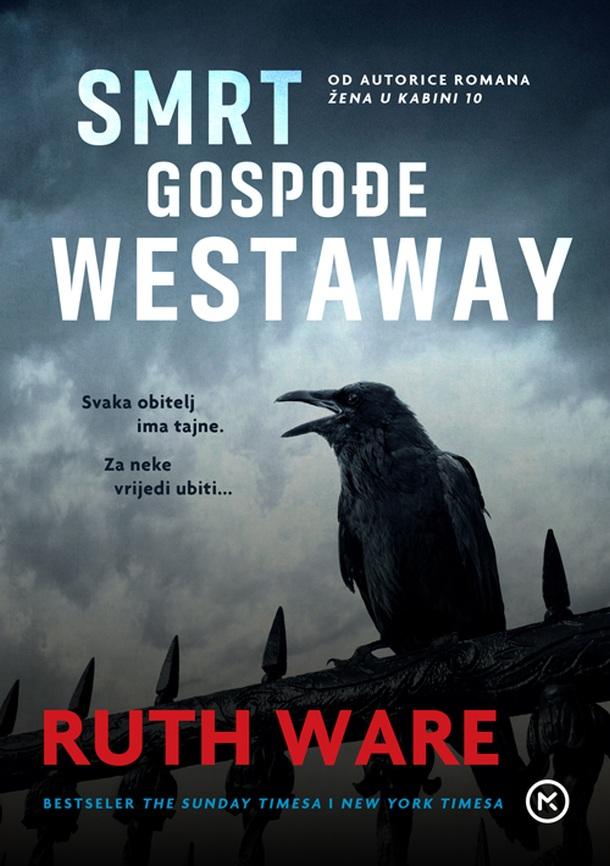 knjiga Smrt gospodje westaway