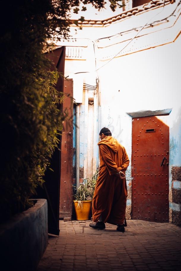 maroko marakes