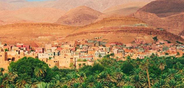 maroko planine