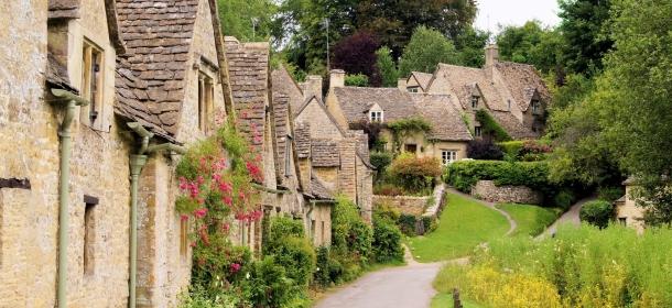Cotswold Read Cottages engleska