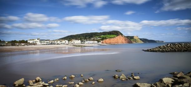 Devon obala engleska