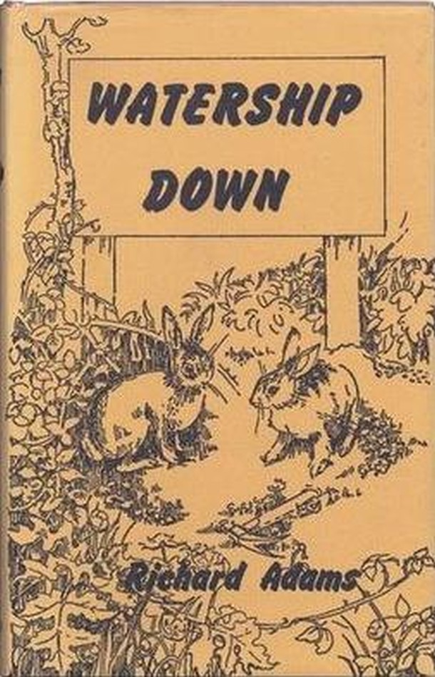 Richard Adams Watership Down