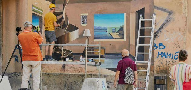 Street art intervencija koja oduševljava
