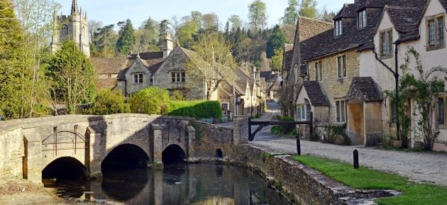 Virtualno putovanje Engleskom, od obale do unutrašnjosti